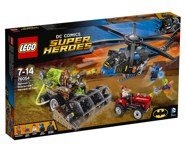 LEGO DC Comics Super Heroes 76054 - Batman: Scarecrow Harvest of Fear - Photo 1