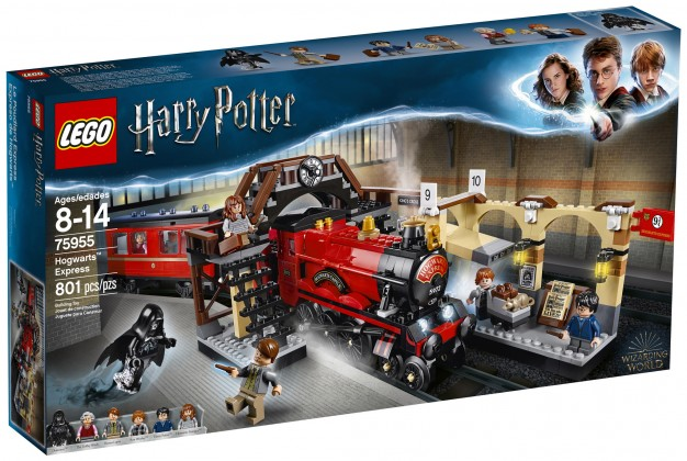 Nouveau LEGO Harry Potter 75955 Hogwarts Express 2018
