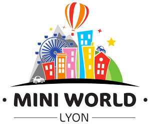 Ciné LEGO, l'expo à Mini World Lyon