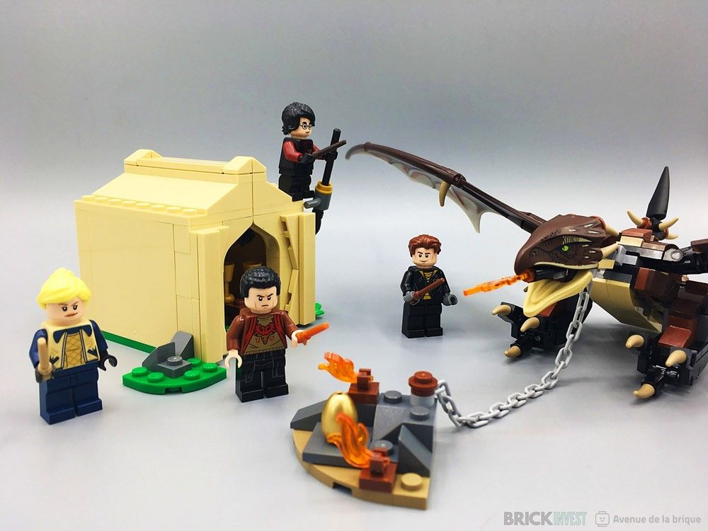 LEGO Harry Potter 75946 Vue d'ensemble