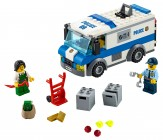 Nouveau LEGO City 60142 Money Transporter 2017
