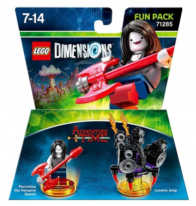 Nouveau LEGO Dimensions 71285 Marceline The Vampire Queen (Adventure Time)