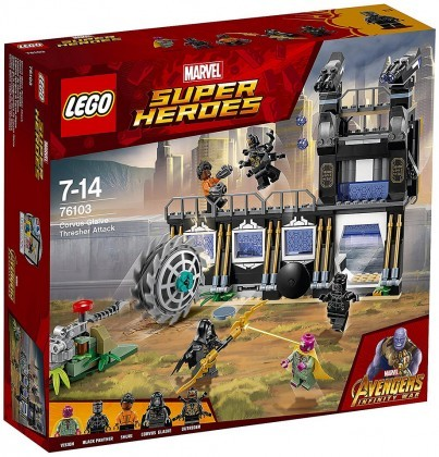 Maison lego jurassic world