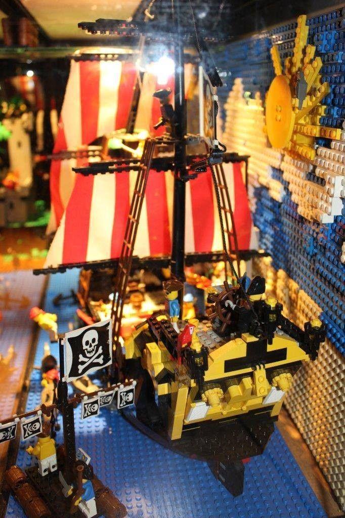 Brick Lego Gard Of Art 30 Association E2DI9H