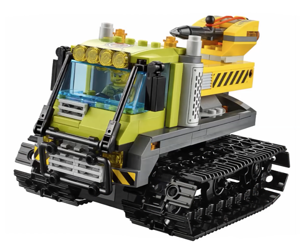 LEGO City Volcano Crawler - 60122 - Photo 4