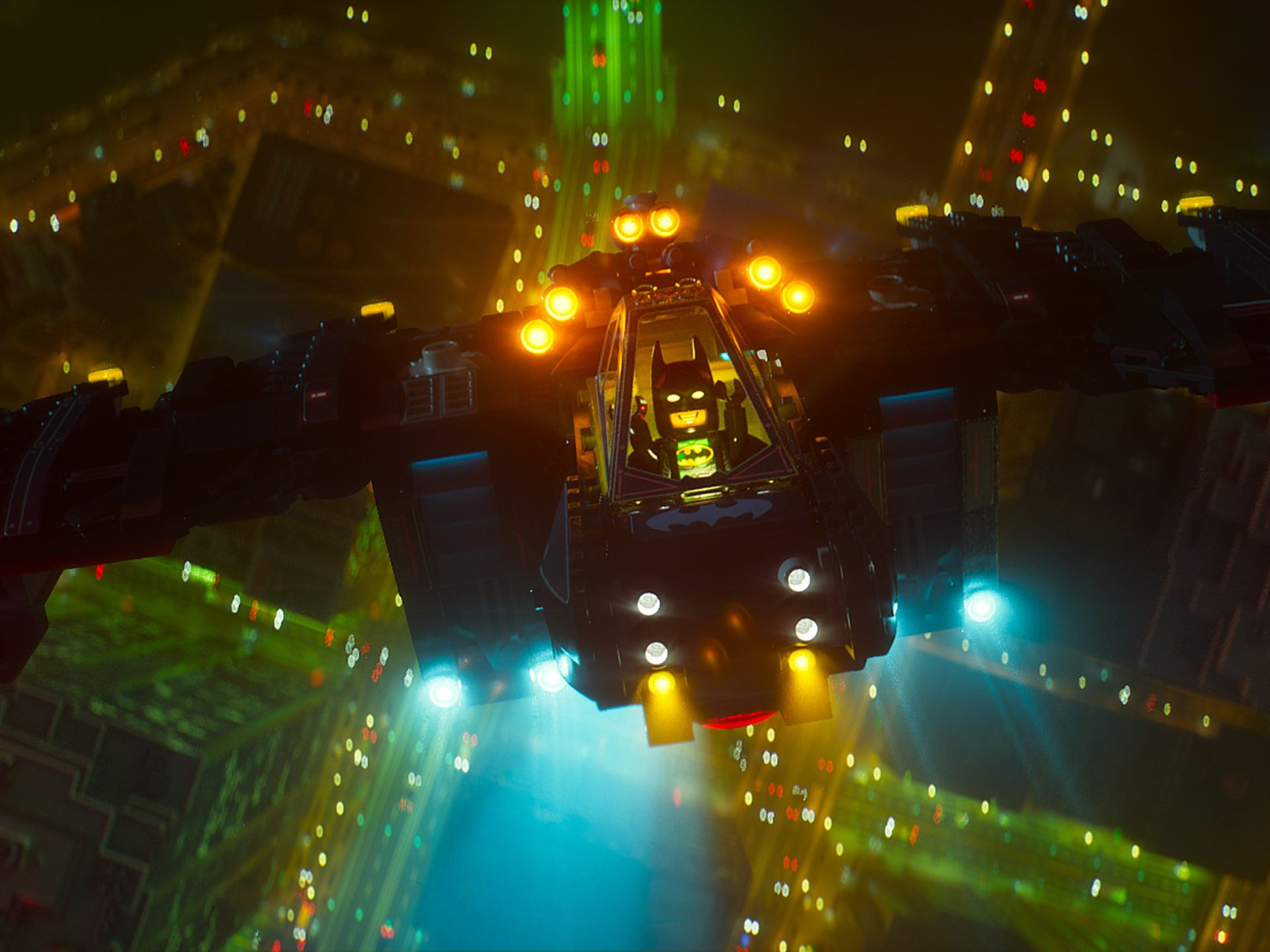 Premières images du film The Batman LEGO Movie 2017