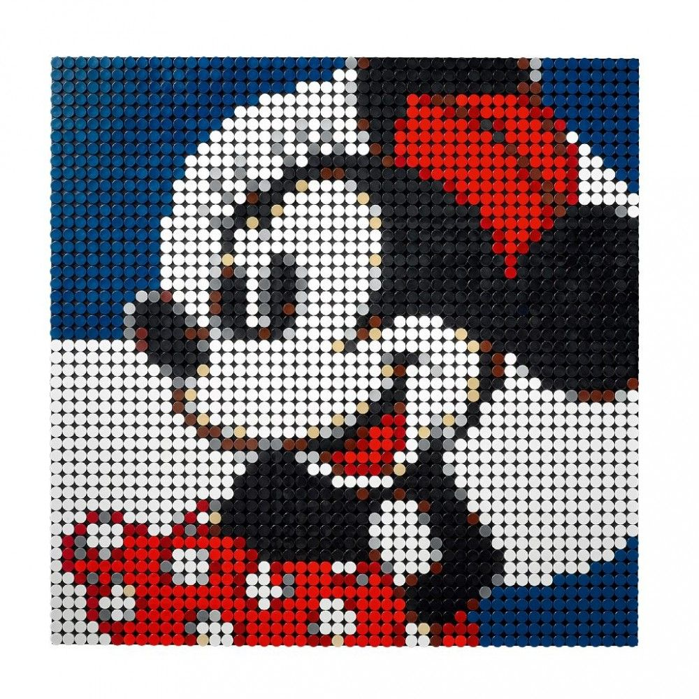 Nouveau LEGO Art 31202 Mickey and Minnie Mouse // Janvier 2021
