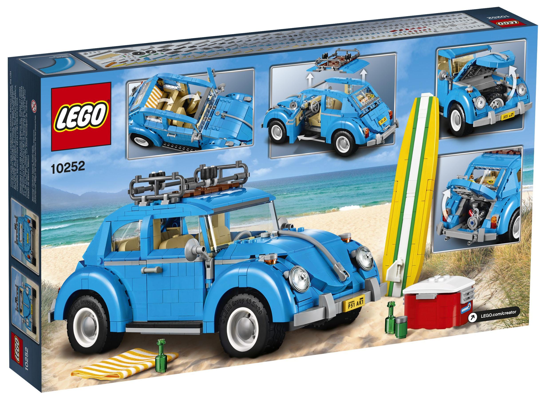 nouveau lego creator expert 10252 volkswagen beetle. Black Bedroom Furniture Sets. Home Design Ideas