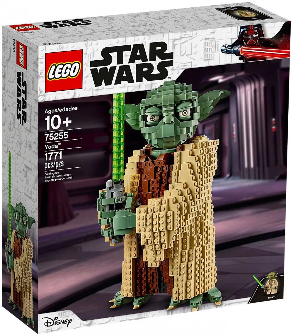 Nouveau LEGO Star Wars 75255 Yoda