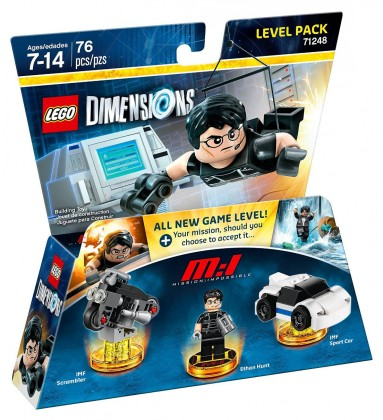LEGO Dimensions 71248 Mission Impossible Pack Aventure