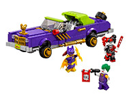 LEGO Batman Movie 70906 The Joker Notorious Lowrider