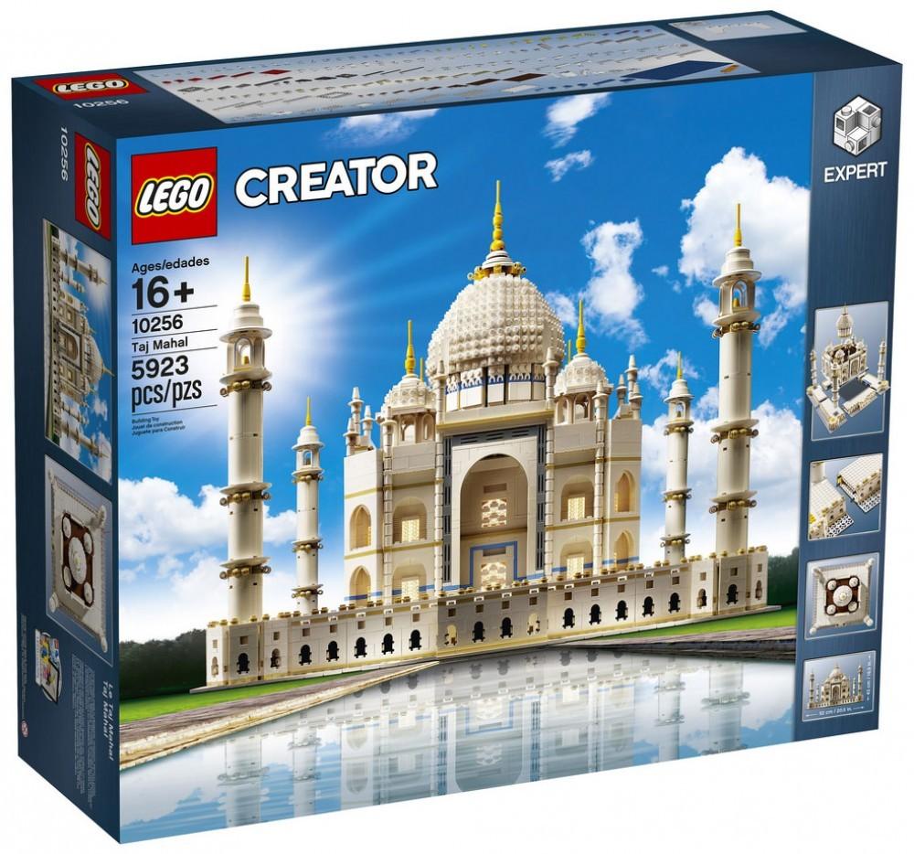 Nouveau LEGO Creator 10256 Taj Mahal