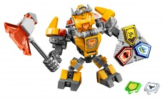 Nouveau LEGO Nexo Knights 70365 Battle Suit Axl