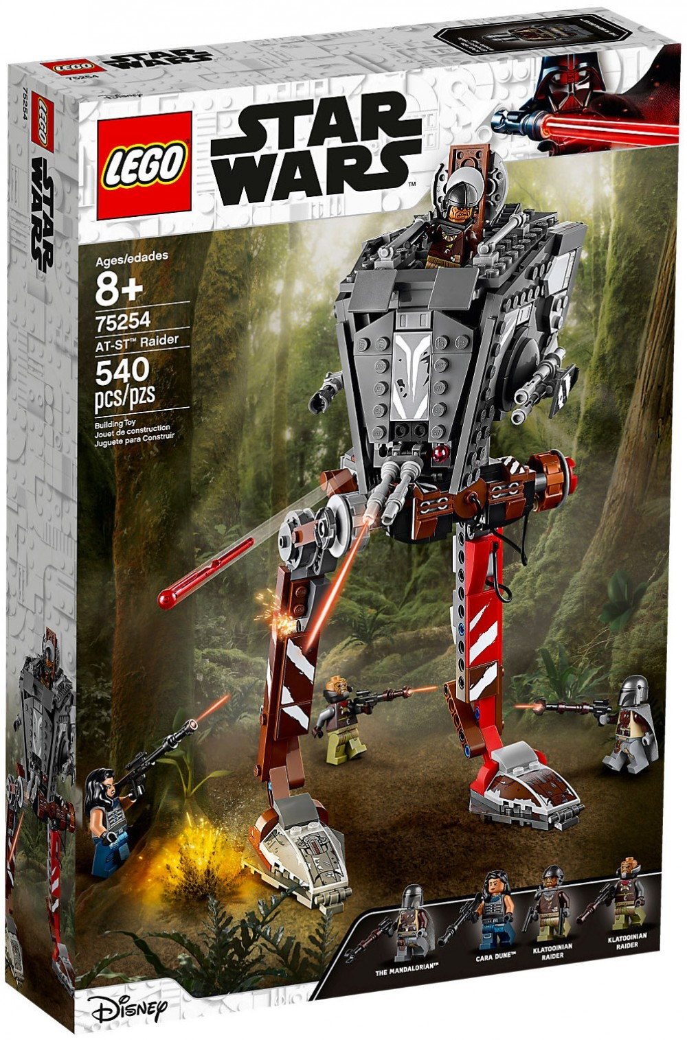 Nouveau LEGO Star Wars 75254 AT-ST Raider