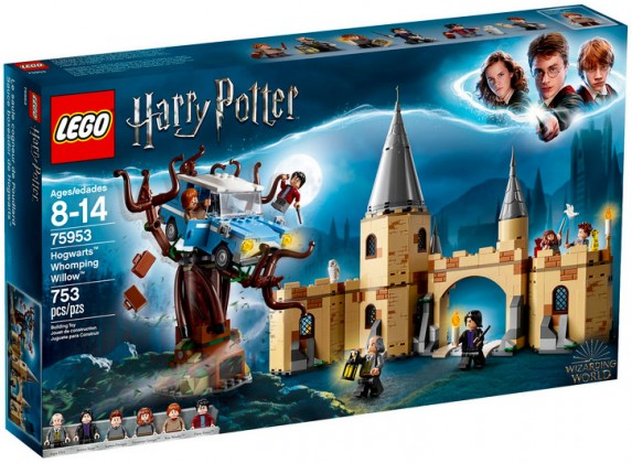 Nouveau LEGO Harry Potter 75953 Hogwarts Whomping Willow 2018