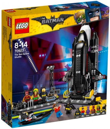 Nouveau LEGO The Batman Movie 70923 The Bat-Space Shuttle 2018