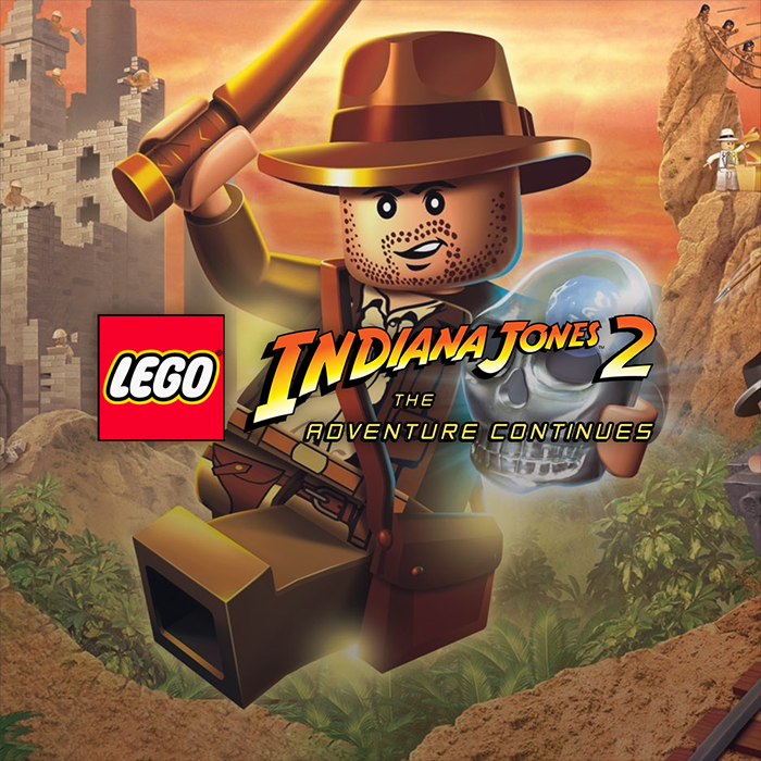 LEGO Indiana Jones : The Adventures Continues sur GOG.com